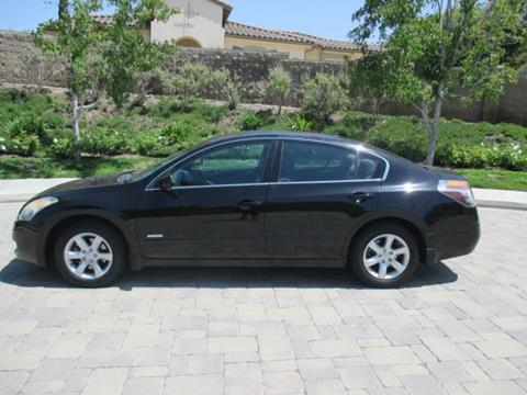 2009 Nissan Altima Hybrid for sale in Thousand Oaks CA