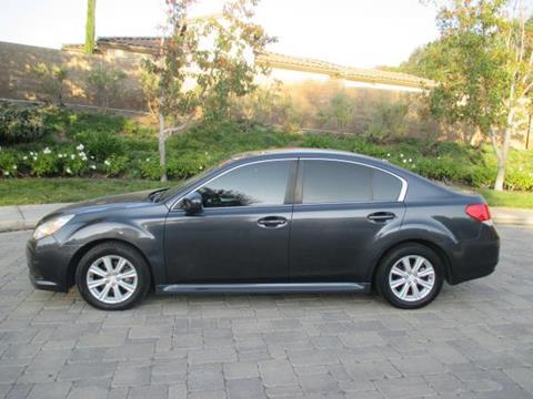 2011 Subaru Legacy for sale in Thousand Oaks CA