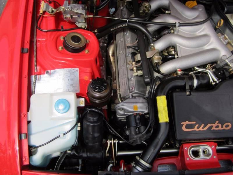 1988 Porsche 944 Turbo 2dr Hatchback - Irvine CA