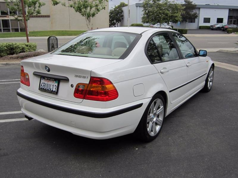 2003 BMW 3 Series 325i 4dr Sedan - Irvine CA