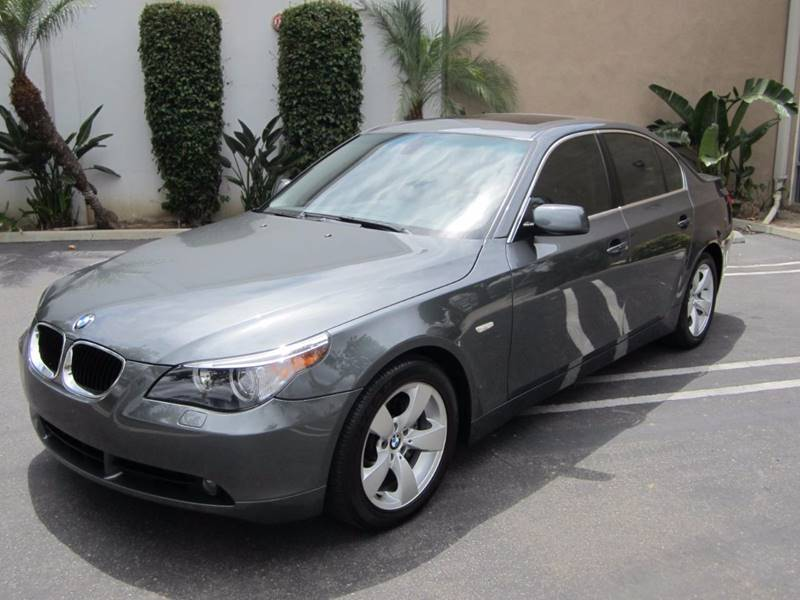 2004 BMW 5 Series 530i 4dr Sedan - Irvine CA