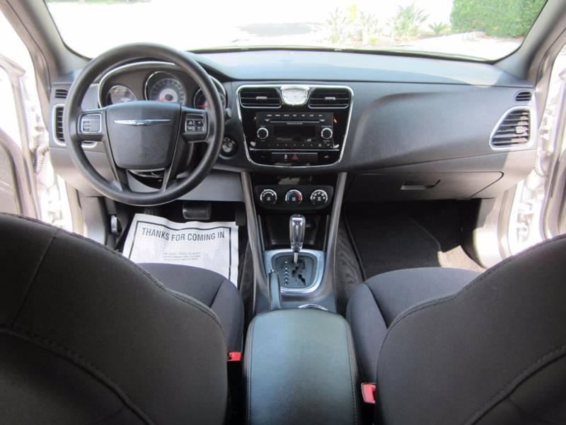 2012 Chrysler 200 LX 4dr Sedan - Irvine CA