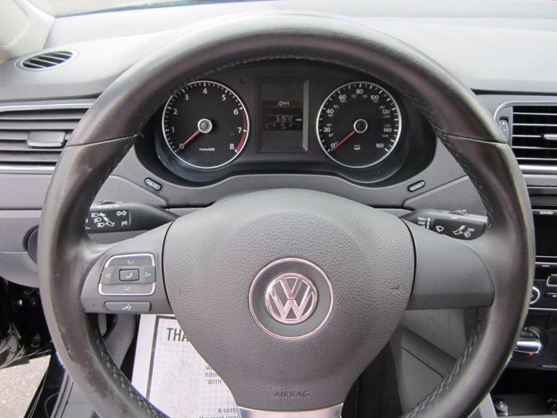 2012 Volkswagen Jetta SE PZEV 4dr Sedan 6A w/ Convenience - Irvine CA