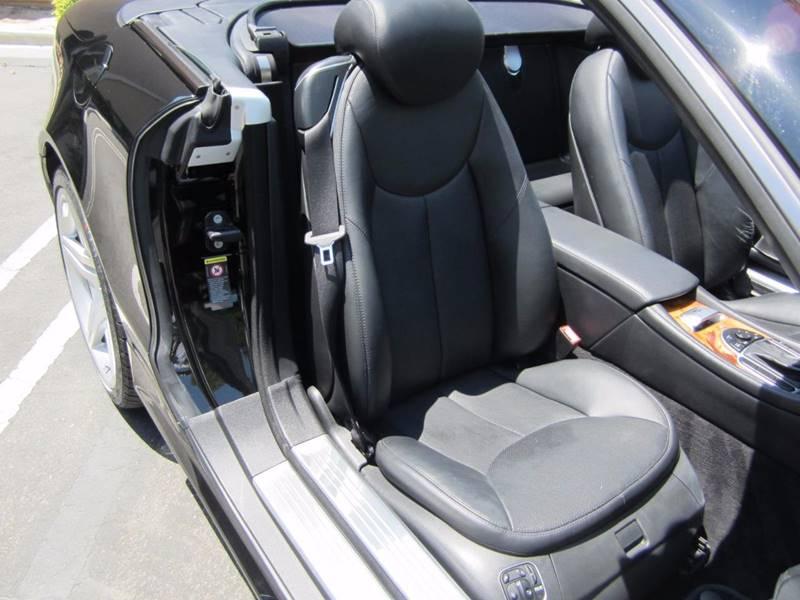 2008 Mercedes-Benz SL-Class SL 550 2dr Convertible - Irvine CA
