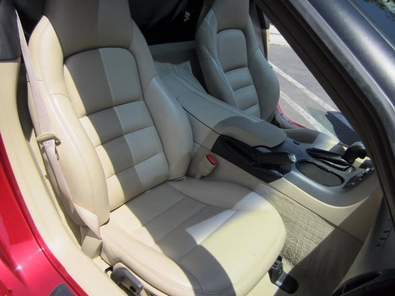 2006 Chevrolet Corvette 2dr Coupe - Irvine CA