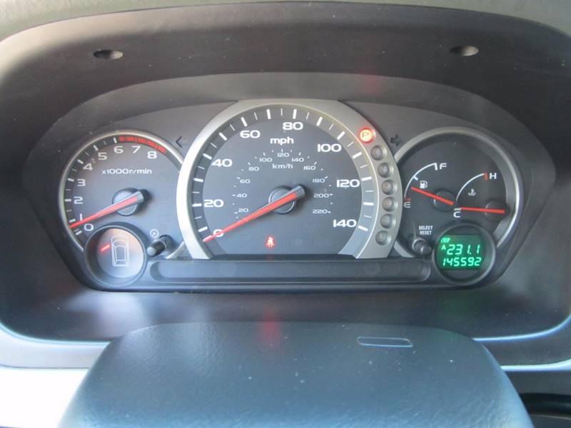 2004 Honda Pilot 4dr EX-L 4WD SUV w/Leather - Irvine CA