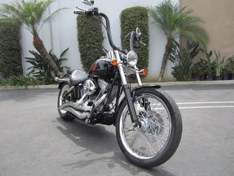 2006 Harley-Davidson Softtail Standard
