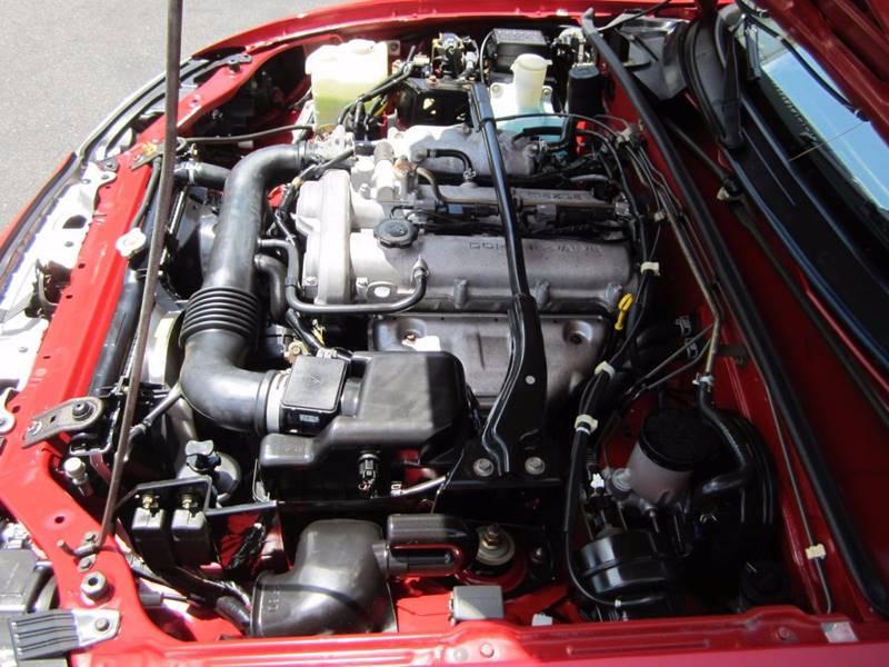 2001 Mazda MX-5 Miata LS 2dr Roadster - Irvine CA