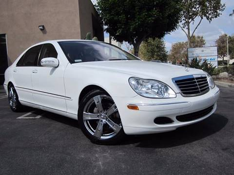 Mercedes benz s class for sale in irvine ca for Mercedes benz of irvine
