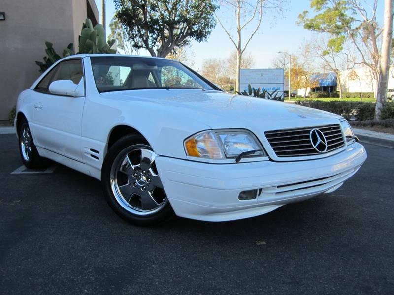 MercedesBenz SlClass SL Dr Convertible In Irvine CA - Mercedes benz dealers in orange county