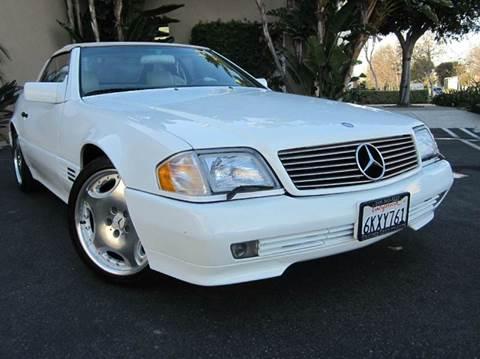 1995 Mercedes-Benz SL-Class for sale in Irvine, CA