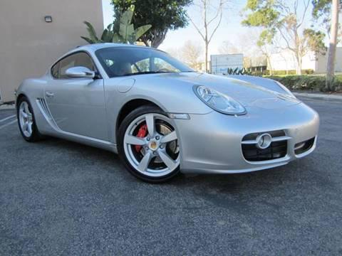2006 Porsche Cayman for sale in Irvine, CA