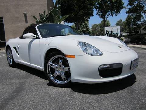 2008 Porsche Boxster for sale in Irvine, CA
