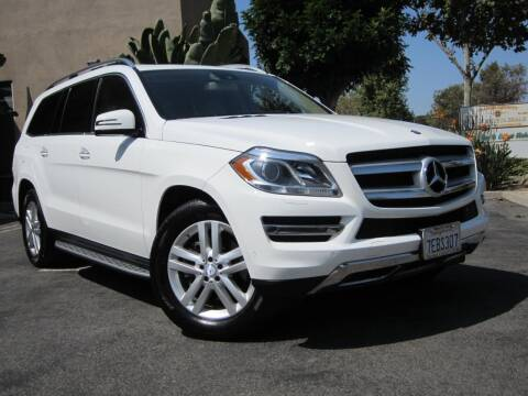 2014 Mercedes-Benz GL-Class for sale at ORANGE COUNTY AUTO WHOLESALE in Irvine CA