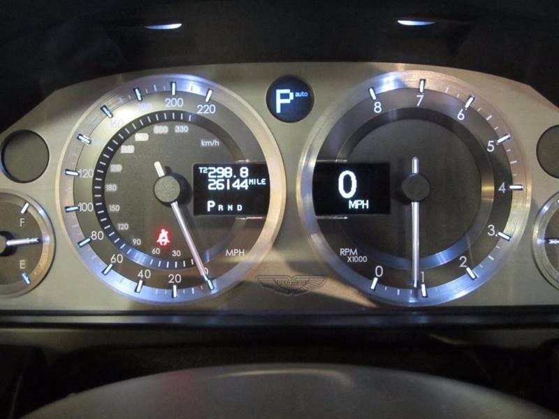 2007 Aston Martin DB9 Volante 2dr Convertible 6A - Irvine CA