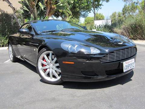 2007 aston martin db9 for sale. Black Bedroom Furniture Sets. Home Design Ideas