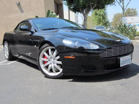 2007 Aston Martin DB9 For Sale In Irvine, CA