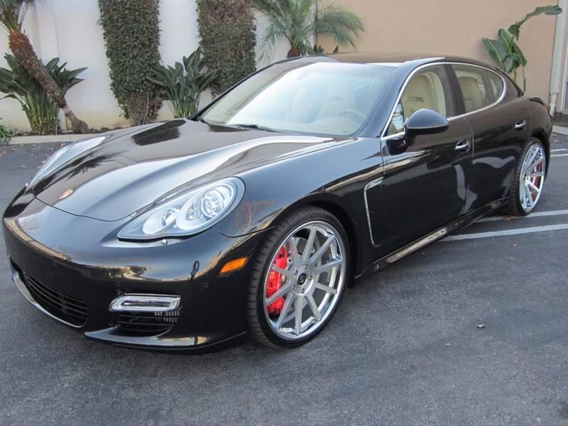 2010 Porsche Panamera Turbo 4dr Sedan - Irvine CA
