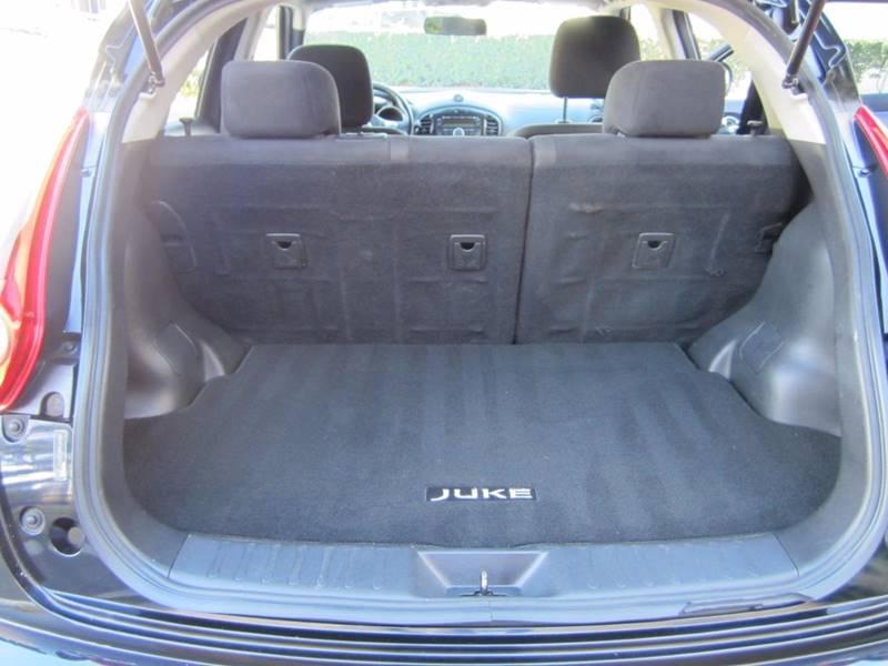 2011 Nissan JUKE SV 4dr Crossover CVT - Irvine CA