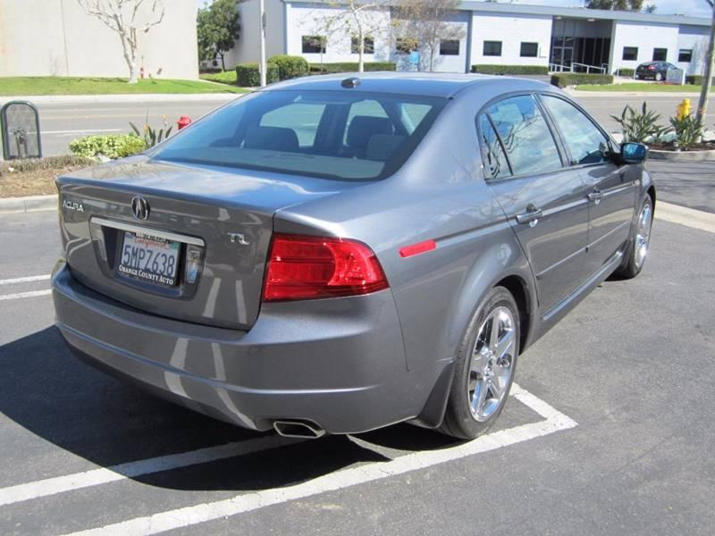 2005 Acura TL 3.2 4dr Sedan w/Navi - Irvine CA