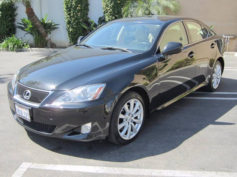 2006 Lexus IS 250 AWD 4dr Sedan - Irvine CA