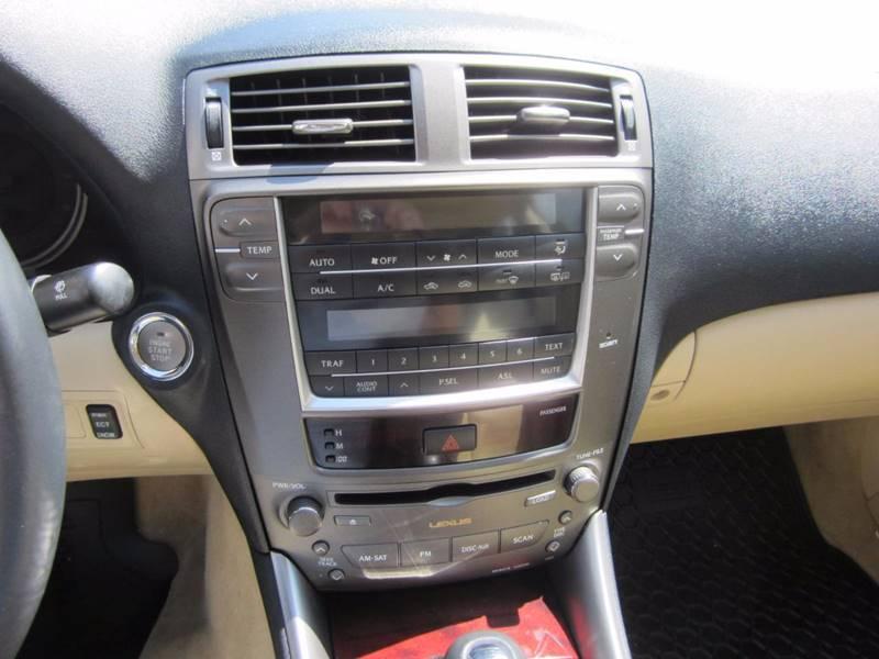 2006 Lexus IS 250 AWD 4dr Sedan - Irvine CA