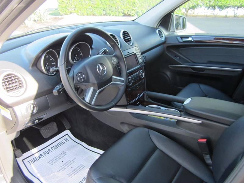 2011 Mercedes-Benz M-Class ML 350 4dr SUV - Irvine CA