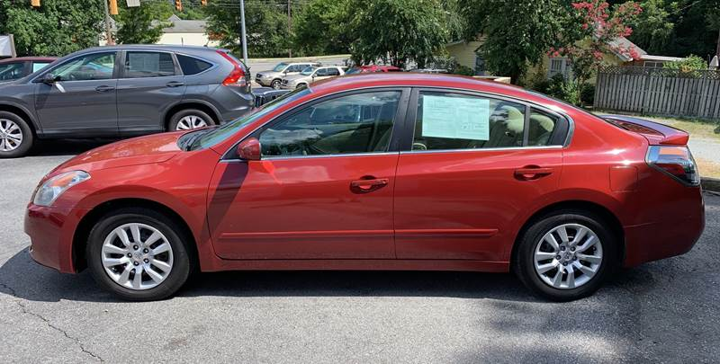 2008 Nissan Altima for sale at Simple Auto Solutions LLC in Greensboro NC