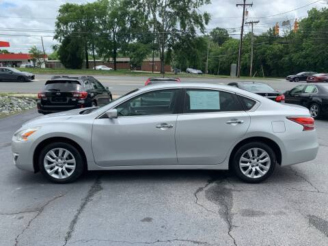 2014 Nissan Altima for sale at Simple Auto Solutions LLC in Greensboro NC