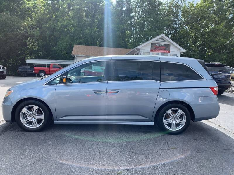 2011 Honda Odyssey for sale at Simple Auto Solutions LLC in Greensboro NC
