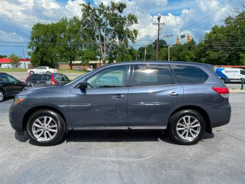 2014 Nissan Pathfinder for sale at Simple Auto Solutions LLC in Greensboro NC