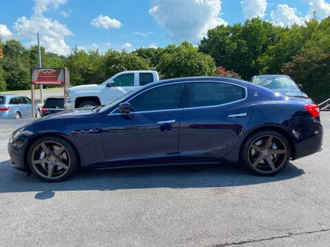2015 Maserati Ghibli for sale at Simple Auto Solutions LLC in Greensboro NC