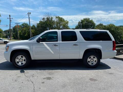 2010 Chevrolet Suburban for sale at Simple Auto Solutions LLC in Greensboro NC