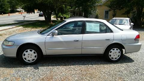 2002 Honda Accord for sale at Simple Auto Solutions LLC in Greensboro NC