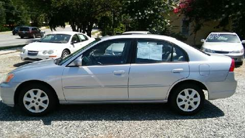 2003 Honda Civic for sale at Simple Auto Solutions LLC in Greensboro NC