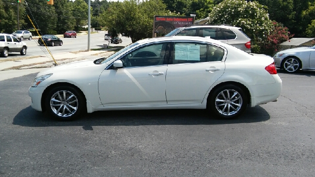 2007 Infiniti G35 for sale at Simple Auto Solutions LLC in Greensboro NC