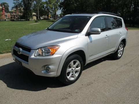 2010 Toyota RAV4 for sale in Kansas City, MO