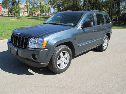 2007 Jeep Grand Cherokee for sale in Kansas City, MO