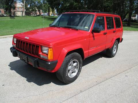 1996 Jeep Cherokee for sale in Kansas City, MO