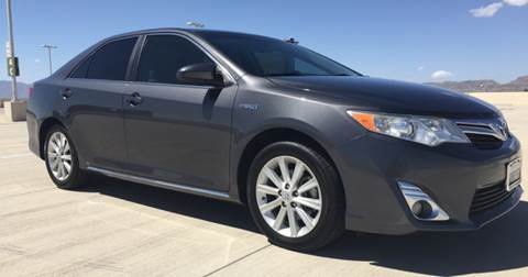 2012 Toyota Camry Hybrid for sale in Phoenix, AZ