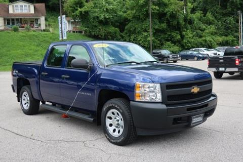 2013 Chevrolet Silverado 1500 for sale in Logan, WV
