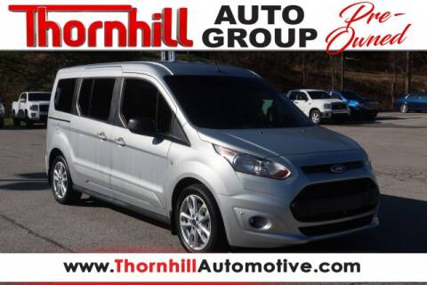 2016 Ford Transit Connect Wagon for sale in Logan, WV