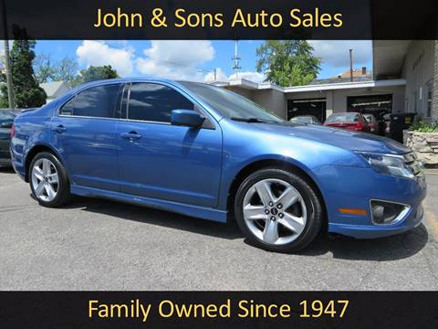 2010 Ford Fusion for sale in Grand Rapids, MI