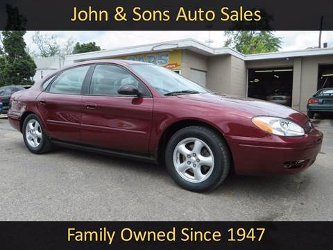 2004 Ford Taurus for sale in Grand Rapids, MI