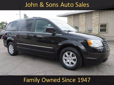 2010 Chrysler Town and Country for sale in Grand Rapids, MI