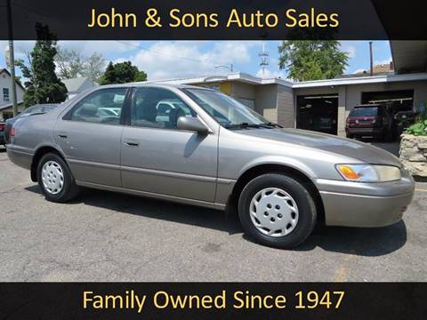 1999 Toyota Camry for sale in Grand Rapids, MI