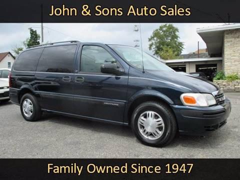 2002 Chevrolet Venture for sale in Grand Rapids, MI
