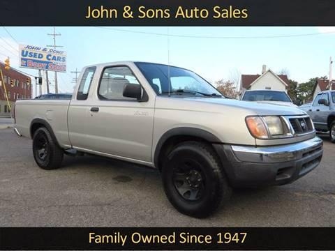 1998 Nissan Frontier for sale in Grand Rapids, MI