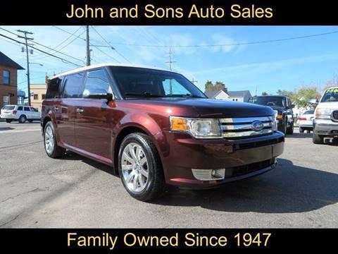 2009 Ford Flex for sale in Grand Rapids, MI