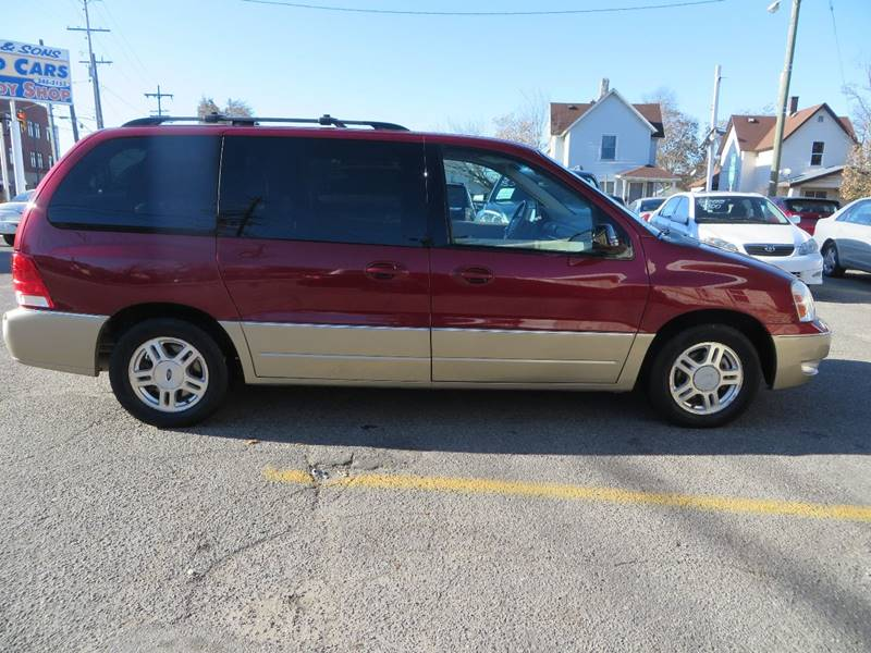 2004 Ford Freestar Limited 4dr Mini Van In Grand Rapids MI